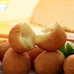 Imagem de Bolinho quatro queijos