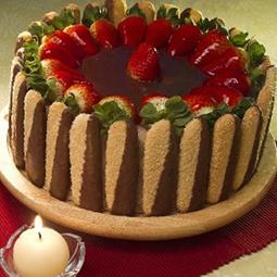 Imagem de Torta majestade