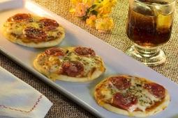 Imagem de Mini Pizzas
