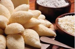 Imagem de Pãozinho Delícia Recheio queijo