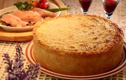 Imagem de Torta salgada frango Catupiry