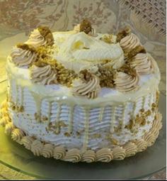 Imagem de Torta nozes