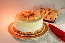 Imagem de Torta delicia de abacaxi